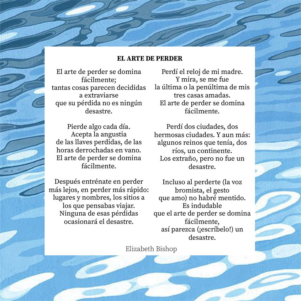 Poemas de Elizabeth Bishop