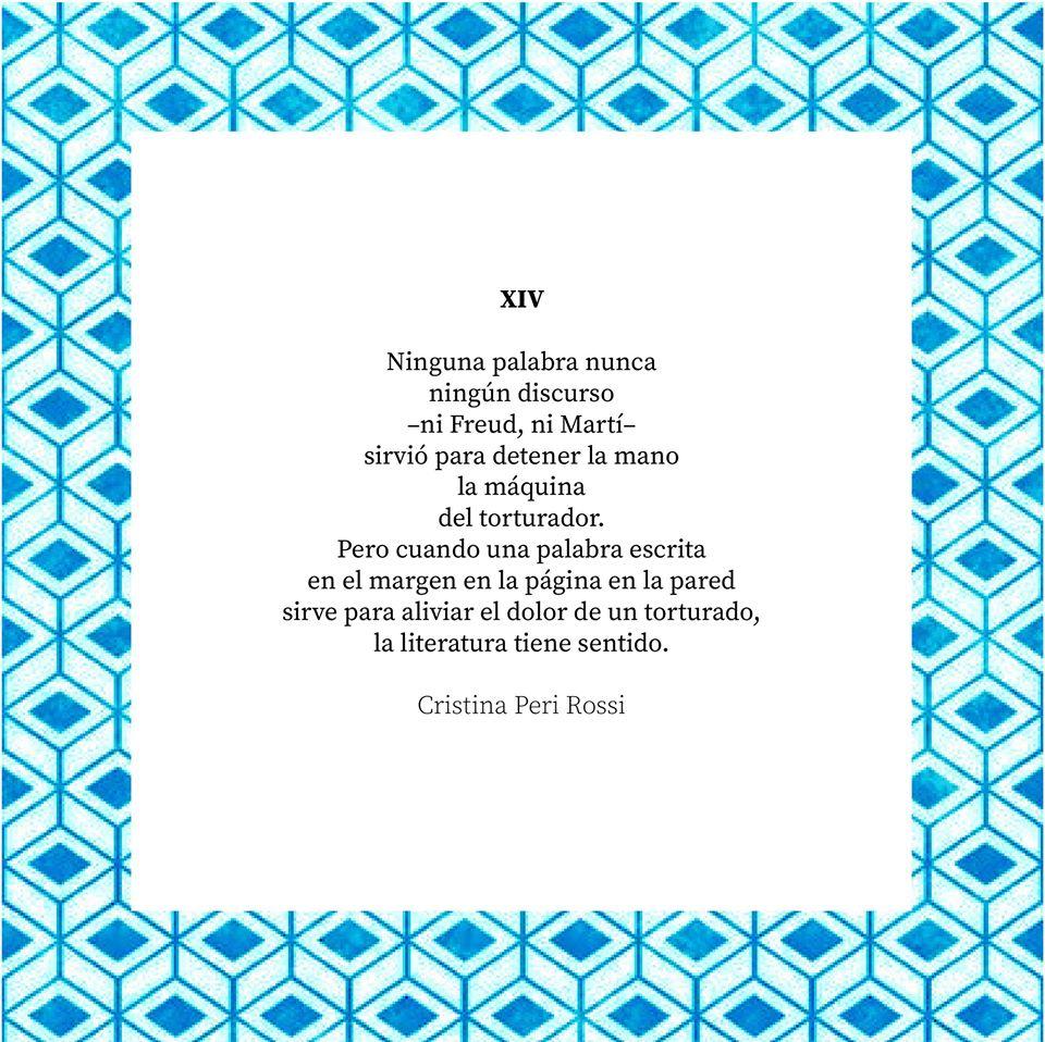 Poemas de Cristina Peri
