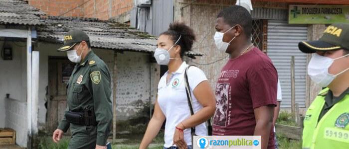 Covid en el Chocó