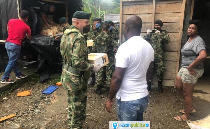 Pandemia en el Chocó