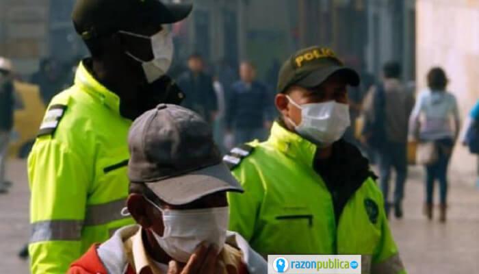 Medidas para enfrentar la pandemia en bogota