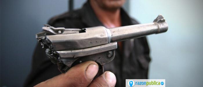 Armas ilegales y Covid19