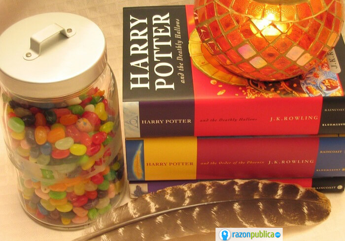 Leer Harry Potter durante la cuarentena