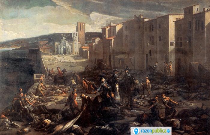 Pandemia en Europa 1347