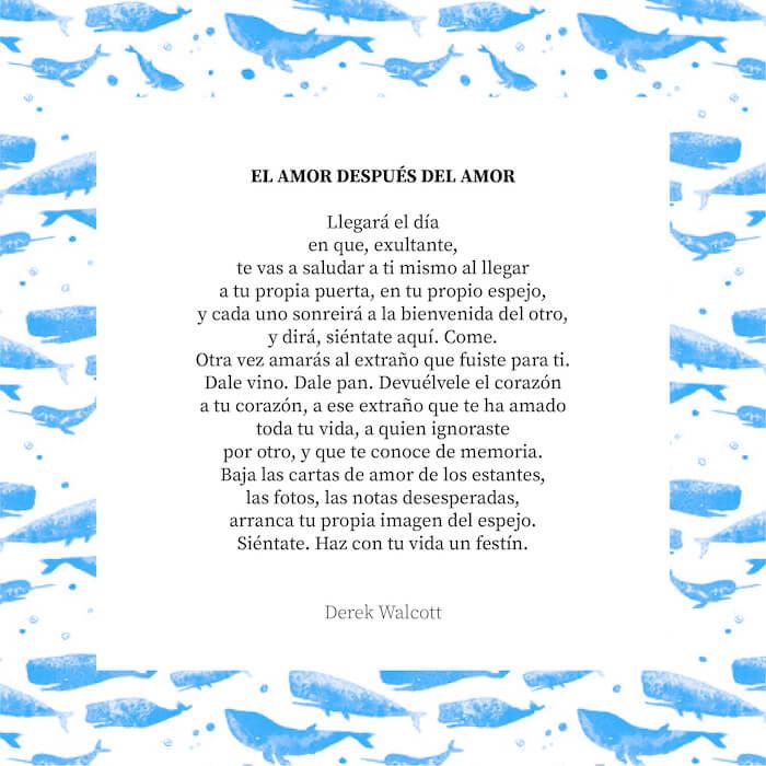 Poeta Derek Walcott