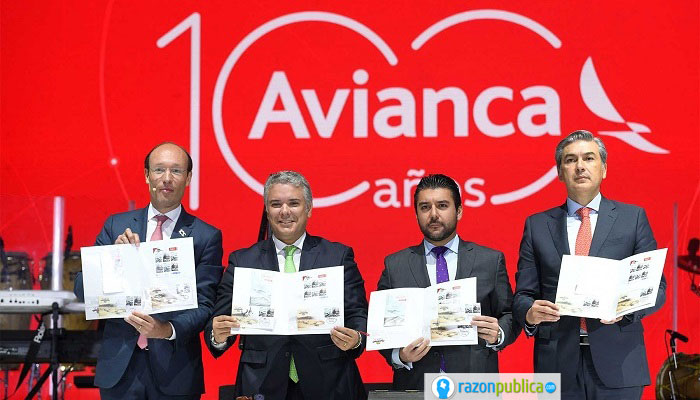 Avianca Holdings SA