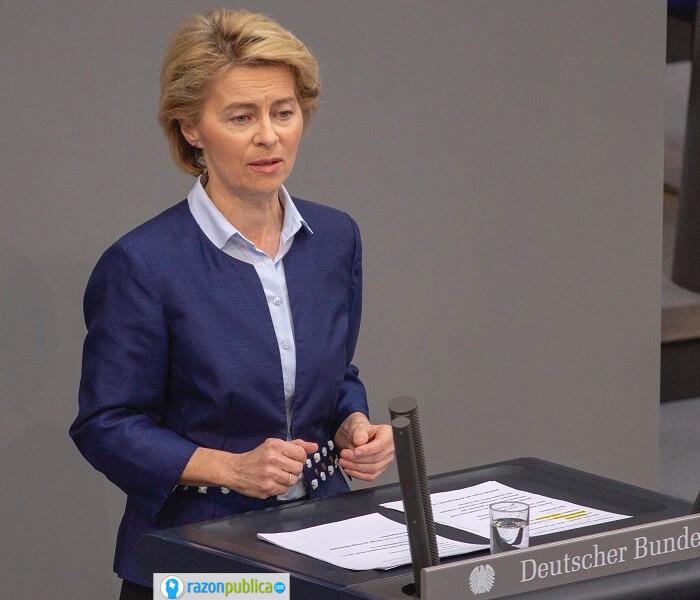 Presidenta de la unión europea