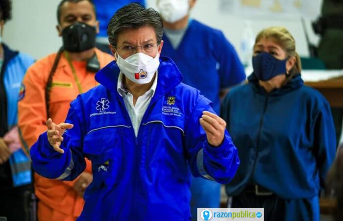 Manejo de la pandemia en Bogotá