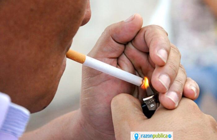 Consumo del cigarrillo en pandemia