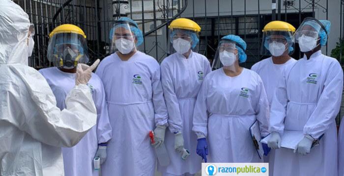 Los epidemiólogos