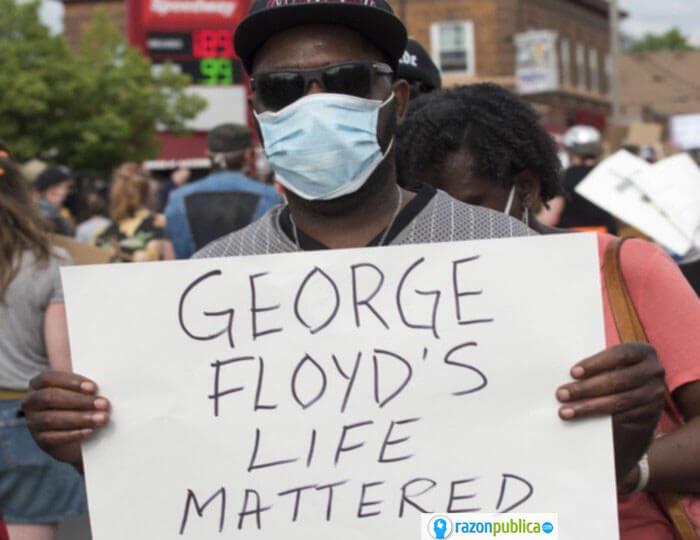 La muerte de George Floyd