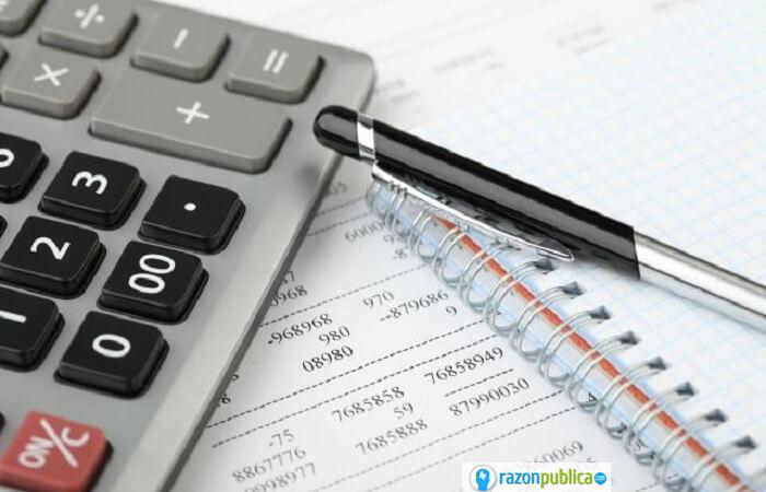 Informe de impuestos