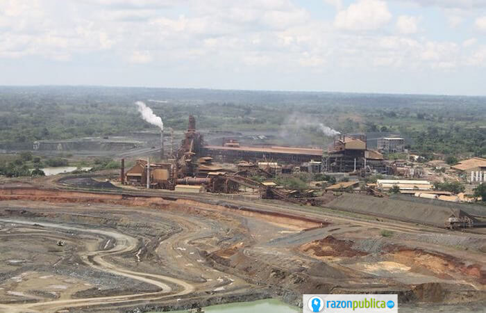 CM es la mina de Ferroníquel