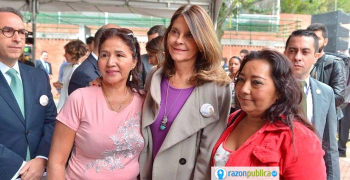 caso de la vicepresidenta Marta Lucia