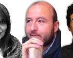 María Camila Correa Enrique Prieto Ríos y Juan Pablo Coy