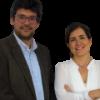 Andrés García y Martha Maya