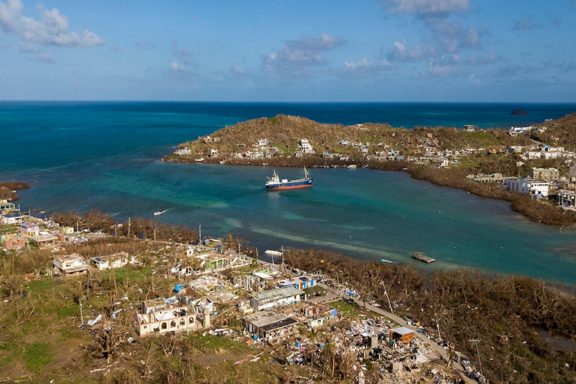 La reconstrucción de San Andrés y Providencia no va por buen camino - Razón  Pública